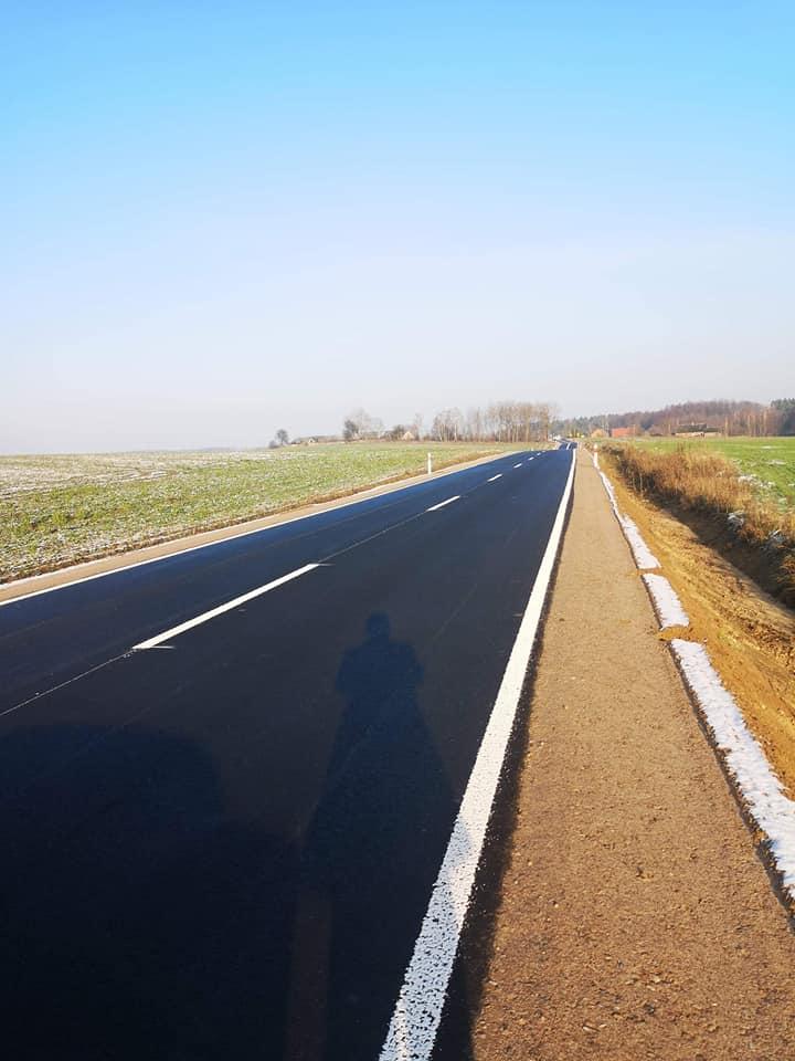 droga Safronka – Wiłunie – Powierż