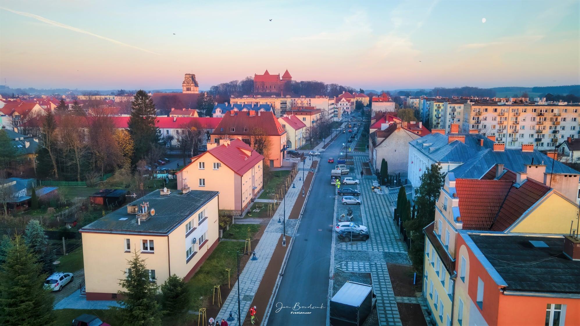 Zdjęcie ulicy Kościuszki